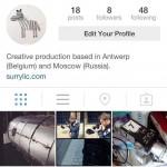 Follow Surrylic on Instagram