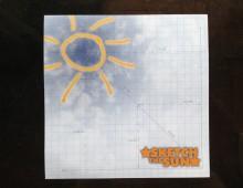 """SketchTheSun"" CD cover"